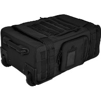 HAZARD4(ハザード4) Air Support rugged rolling carry-on ブラック