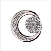 PiELY MOONLIGHT SILVER-CRYSTAL