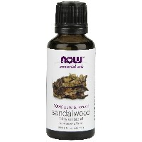 海外直送品 Now Foods SandalWood Oil, Blend 1 oz
