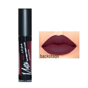 (3 Pack) L.A. GIRL Matte Pigment Gloss - Backstage (並行輸入品)