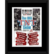 Big TNT Show - Pop Movie Framed and Mounted Print - 48x38cm