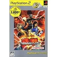 鉄拳5 PlayStation 2 the Best