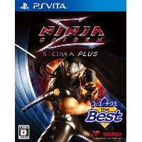 コーエテクモ the Best NINJA GAIDEN Σ PLUS - PS Vita