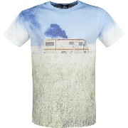 Breaking Bad Trailer RV sub dye All Over Print 公式メンズTシャツ全サイズ