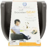 [cpa][c:0][b:9][s:1.86]Prince Lionheart Soft Booster Seat ( Sierra Brown)