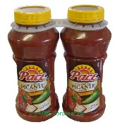 PACE PICANTE ペース ミディアムサルサ 1.07kg×2