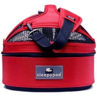 Sleepypod Mini strawberry red スリーピーポッドミニ