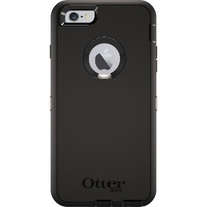 OtterBox iPhone 6 Plus/6s Plusケース Defender シリーズ 耐衝撃 Black 【OtterBox 公式ブランドストア】