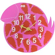 George Nelson ジョージ・ネルソン 壁掛け時計 Zoo Timer Clock オオハシ GN091103 943620