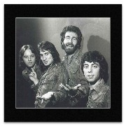 10cc - Group Pic Matted Mini Poster - 30.5x30.5cm