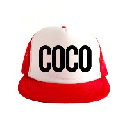 COCO Cool Swag Hip Hop 印刷 80s Style スナップバック 帽子 キャップ スタイル