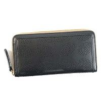 オーラカイリー 財布 長財布 ORLA KIELY MAINLINE 16ABSSP122 BIG ZIP WALLET 16ABSSP1220010 10 BLACK 並行輸入品