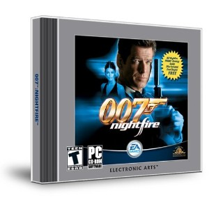 James Bond 007: NightFire (Jewel Case) (輸入版)