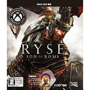 Ryse: Son of Rome (Greatest Hits) 【CEROレーティング「Z」】