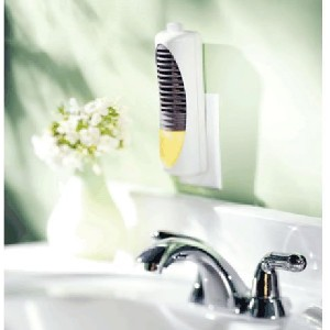 SHARPER IMAGE Ionic Breeze Air Freshner for Bathrooms & Small Spaces IU627JPN