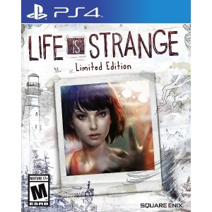 Life is Strange Limited Edition - PlayStation 4 (輸入版)