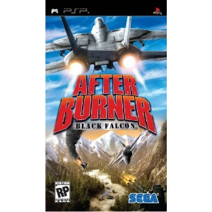 After Burner: Black Falcon / Game