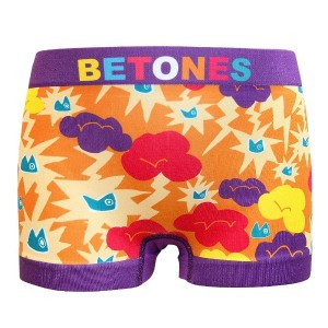 【KID'S】【BETONES】 FISH THUDER パープル
