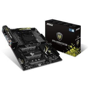 MSI X99A WORKSTATION マザーボード MB3816