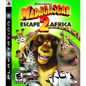 Madagascar Escape to Africa