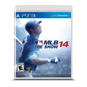 MLB 14 The Show (PS3) (輸入版)