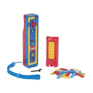 Wii LEGO Play and Build Remote - Blue/Red (輸入版)