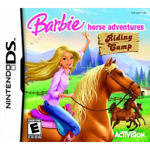 Barbie Horse Adventures: Riding Camp (輸入版)