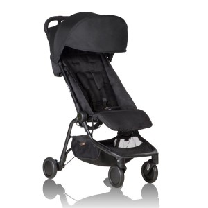 Mountain Buggy 2016 Nano Stroller, Black by Mountain Buggy [並行輸入品]