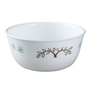 Corelle Livingware Tree Bird 28 Ounce Soup - Cereal Bowl (Set of 4) by Corelle Coordinates
