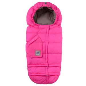7A.M. ENFANT BLANKET 212 evolution ベビーカーフットマフ Neon Pink