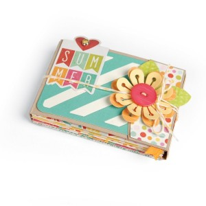 "Sizzix Bigz XL Die 6""X13.75""-Pocket & 3""X4"" Mini Album (並行輸入品)"