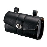 BE・ALL(ビ・オール) LEATHER SADDLE BAG TYPE A BLACK BG-BA-1301