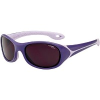 CEBE FLIPPER 3 TO 5 YRS KIDS SUNGLASSES (VIOLET WITH 1500 GREY BLUE LIGHT LENS) (Parallel Imported...