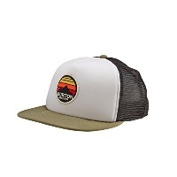 (バートン)BURTON キャップ SUNSET SNAPBACK TRUCKER HAT Cigar 16827100226 btn-1770