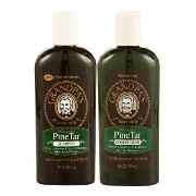 Grandpa's Tar Bundle: Pine Tar Shampoo 8oz. and Pine Tar Conditioner 8oz by Grandpa's [並行輸入品]
