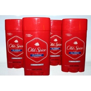 Old Spice Deodorant Classic Original Scent - 4 Pack by Old Spice [並行輸入品]