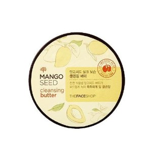 THE FACE SHOP Mango Seed Cleansing Butter/ Made in Korea