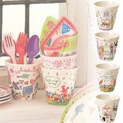 Aimez le style(エメルスタイル)Melamine Tablewareカップ イタリア旅行
