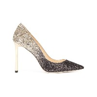 Jimmy Choo - Romy 100 パンプス - women - レザー/ジェムストーン - 40