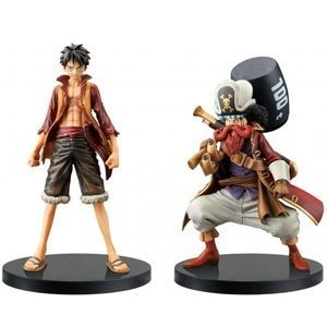 ワンピース DXF~THE GRANDLINE MEN~ ONE PIECE FILM Z Vol.1 全2種セット