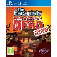 The Escapists The Walking Dead (PS4) (輸入版)