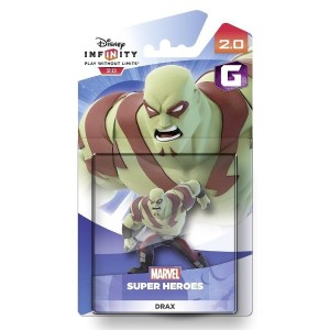 ディズニーインフィニティ2.0のDrax図(のXbox One/360/ PS4/任天堂Wii U / PS3) Disney Infinity 2.0 Drax Figure (Xbox One...