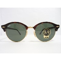 Ray-Ban(レイバン) サングラス 国内正規品 保証書付 RB4246 col.990 51mm CLUBROUND