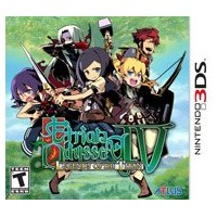 Etrian Odyssey IV: LEGEND OF THE TITAN (輸入版:北米)[Nintendo 3DS]