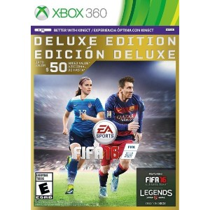 FIFA16 DELUXE EDITION (輸入版:北米)