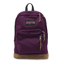 jansport(ジャンスポーツ) RIGHT PACK BerryliciousPurple