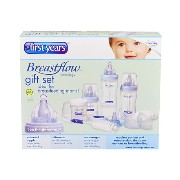 The First Years Breastflow Starter Set 哺乳瓶 スターターキット
