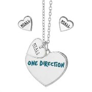 ONE DIRECTION - Niall Heart Necklace and Earring Set/ アクセサリー/ 【公式 / オフィシャル】