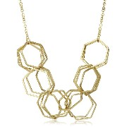 [ジュール・スミス] Jules Smith HEXAGON NECKLACE Jules Smith JSD4149Y(YG)