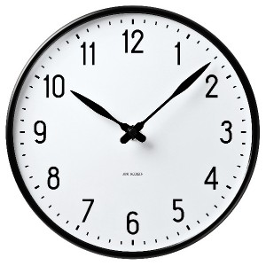【正規輸入品】Arne Jacobsen Station Wall Clock 210 43633